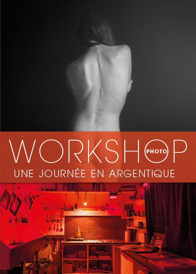 Workshop de l'Atelier d'en face avec-Casali Une journée en argentique