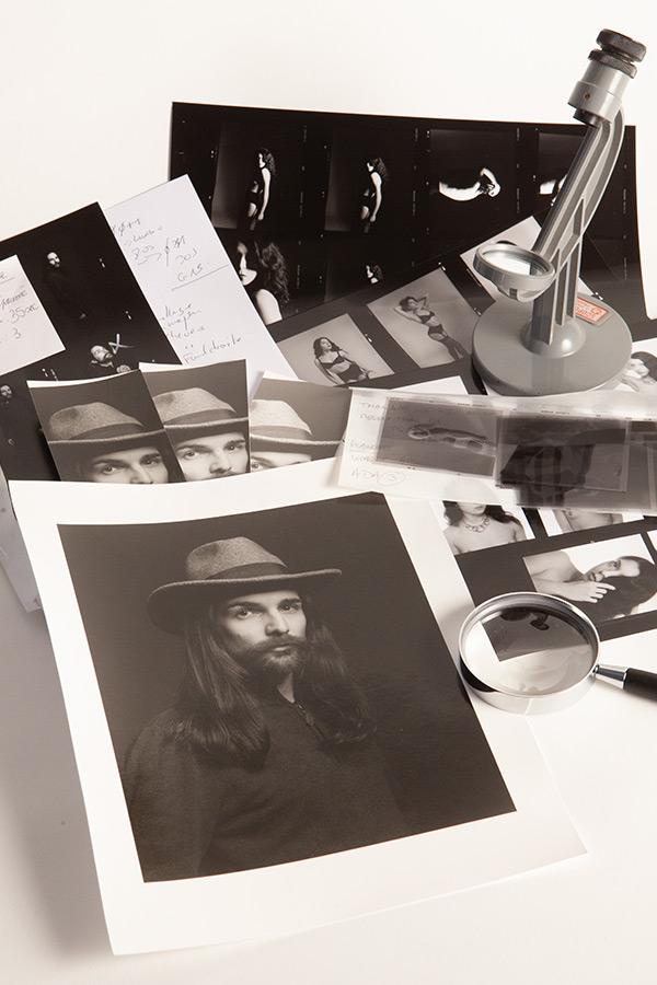 La Photographie-argentique Le noir et blanc, de la prise de vue au tirage