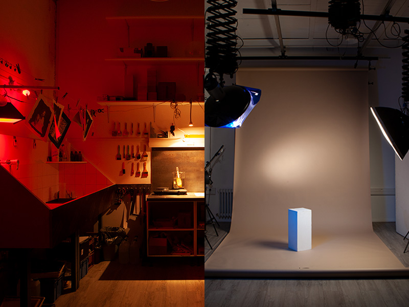L'Atelier d'en Face Studio - Location de studio + labo pour la photographie
