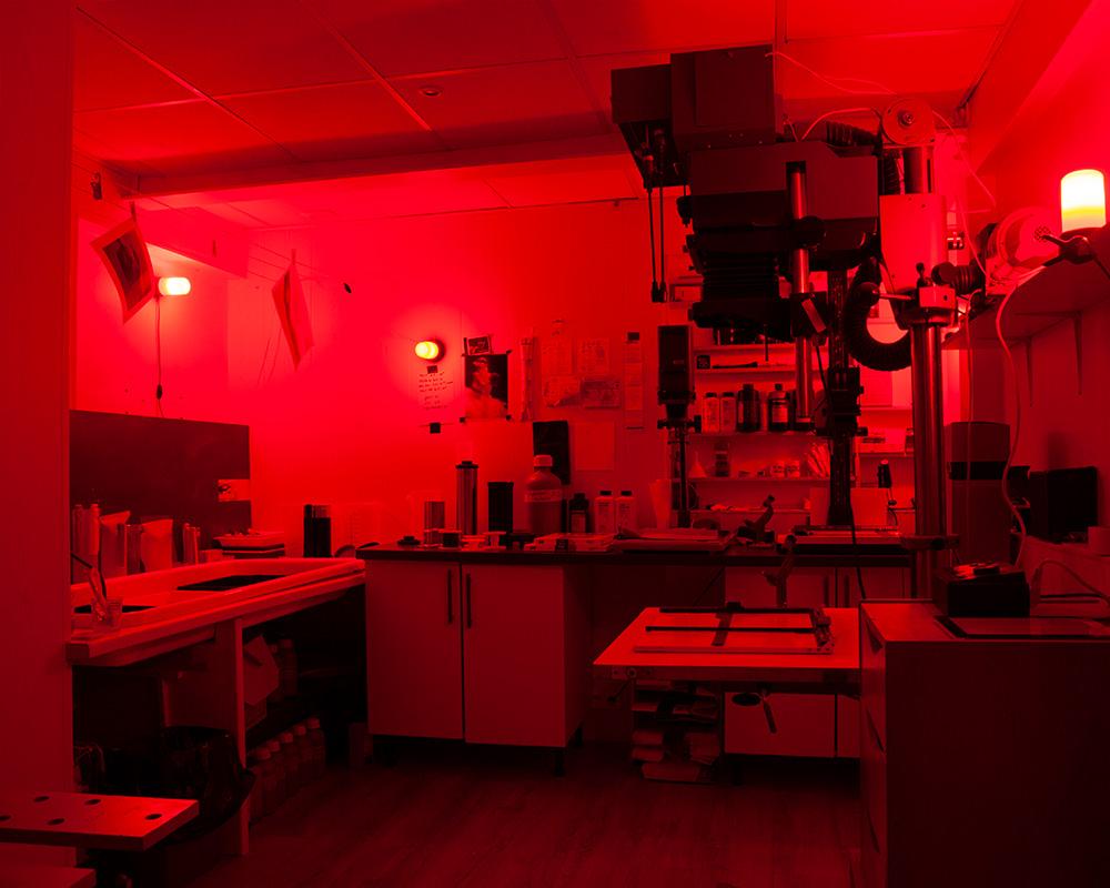 L'Atelier d'en Face Studio - Le labo Argentique