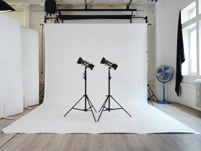 Kit de lumière aux flashs - 2 Hensel Monobloc 1000 Joules