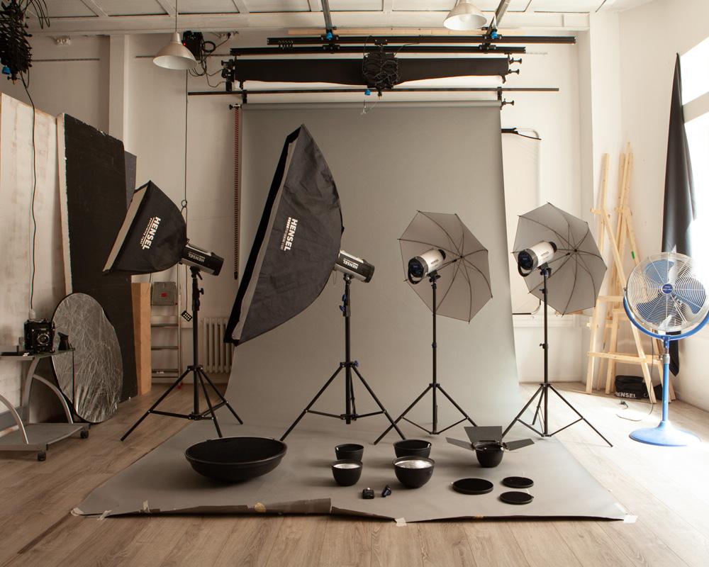 L'atelier d'en face Studio - Location - formation - apprentissage - photographie - Atelier