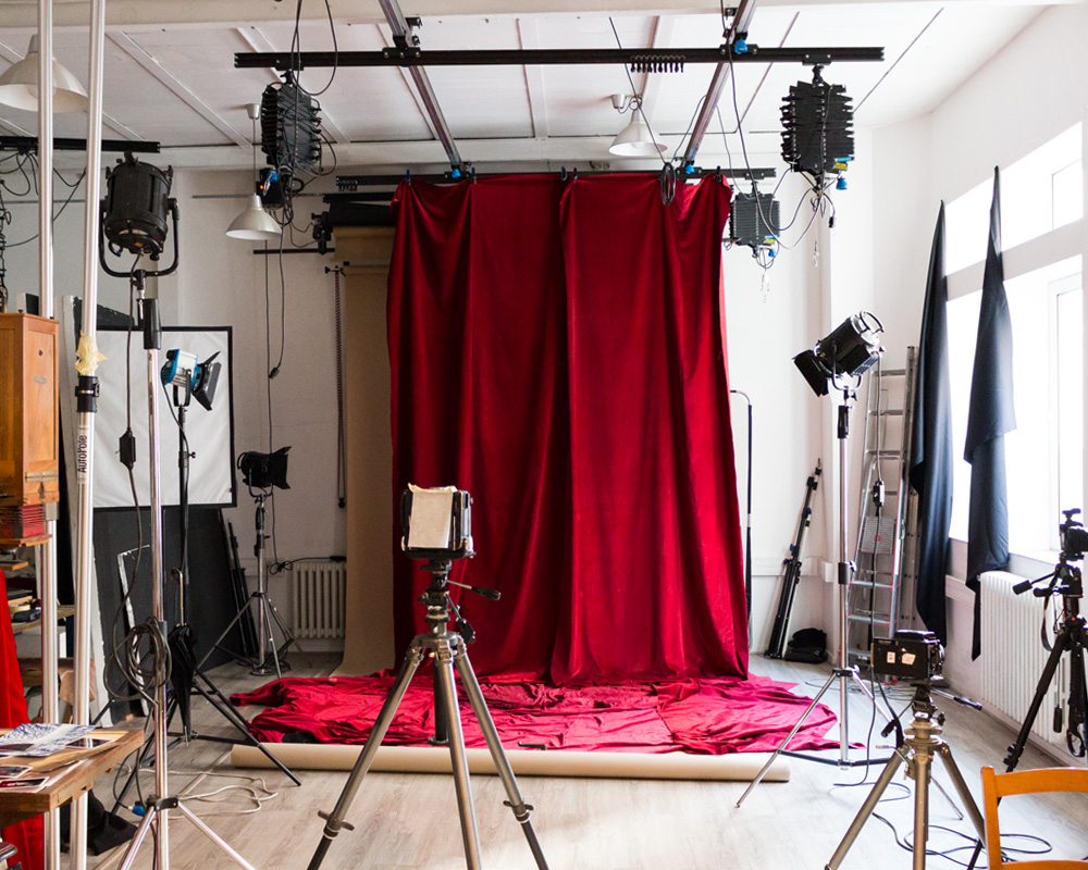 L'atelier d'en face Studio - Location - formation - apprentissage - photographie - Atelier