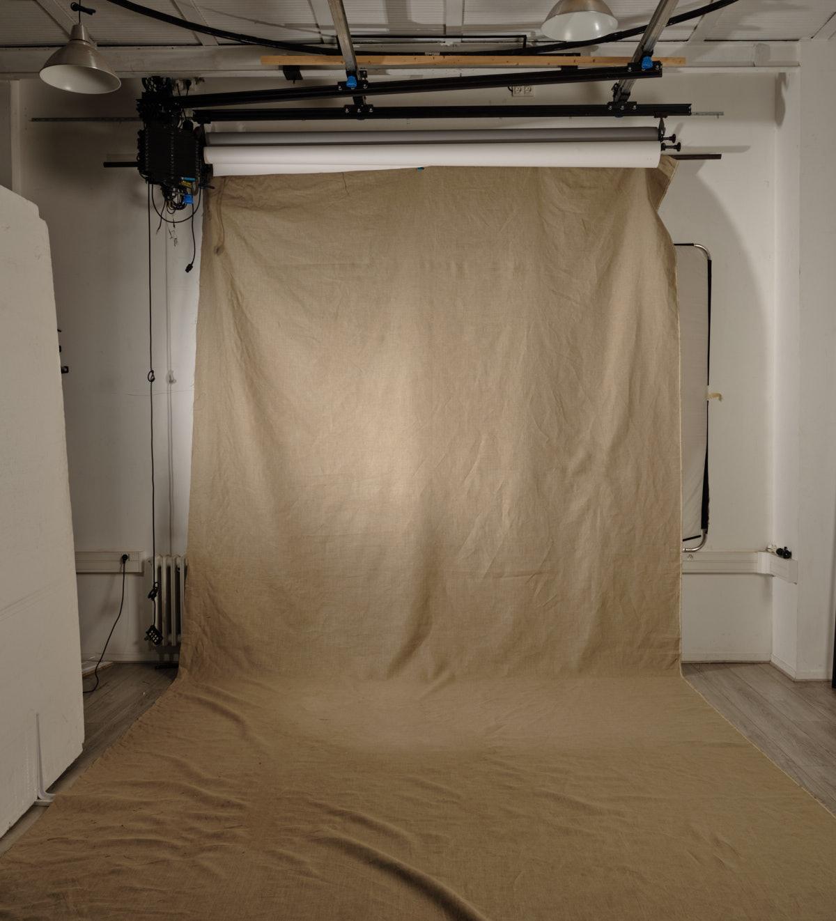 L'atelier d'en face Studio - Location - formation - apprentissage - photographie - Atelier - Les fonds tissus