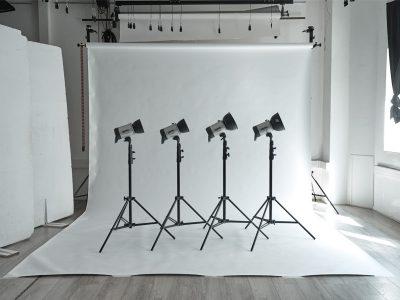 L'Atelier d'en Face Studio –  Les kits lumières / Accessoires et Options